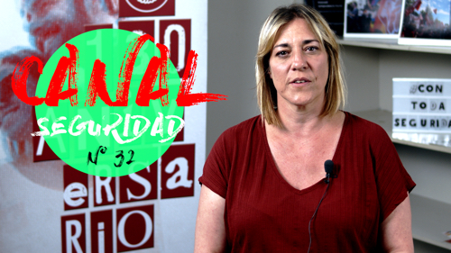 VIDEO | CANAL DE NOTICIAS DE SEGURIDAD PRIVADA FeSMC UGT MADRID (Programa 32)