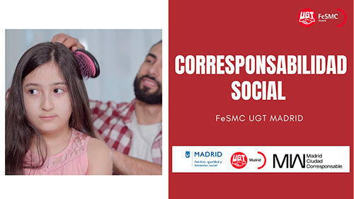 VIDEO | FeSMC UGT MADRID | CORRESPONSABILIDAD SOCIAL